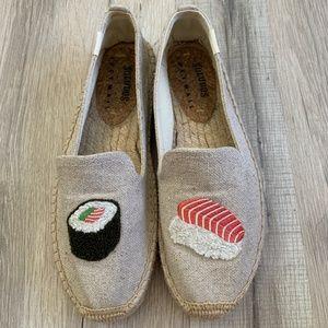 Soludos Sushi Slip On Platform Espadrilles